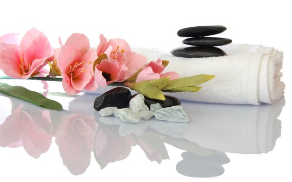 Flores masaje
