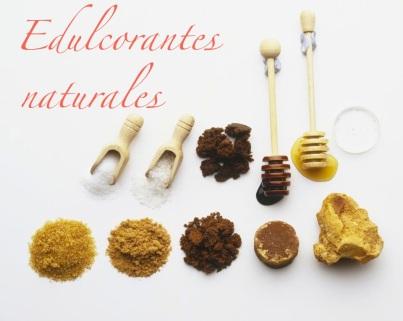 edulcorantes naturales