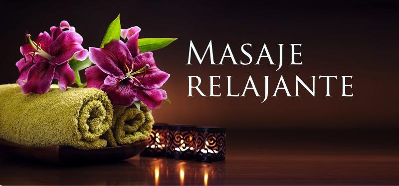 Masaje relajante, masaje benalmadena