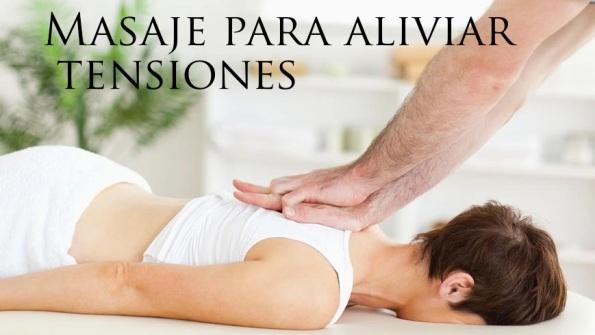 masaje para tensiones, masaje benalmadena , quiromasajista benalmadena